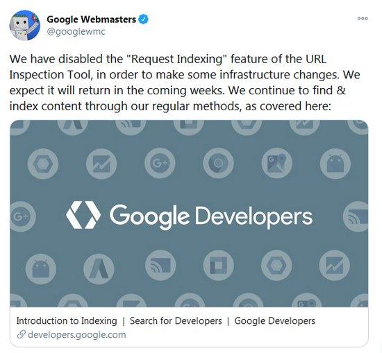 مشکل ایندکس در گوگل مهر ۱۳۹۹